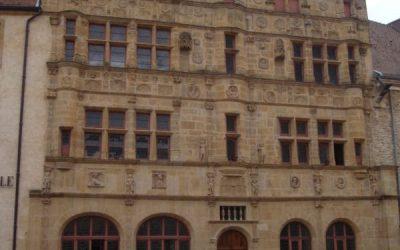 mairie Paray le Monial